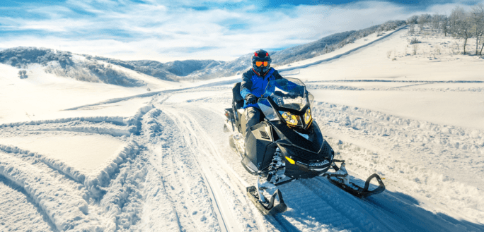 How to Prep for Snowmobiling in the Summer