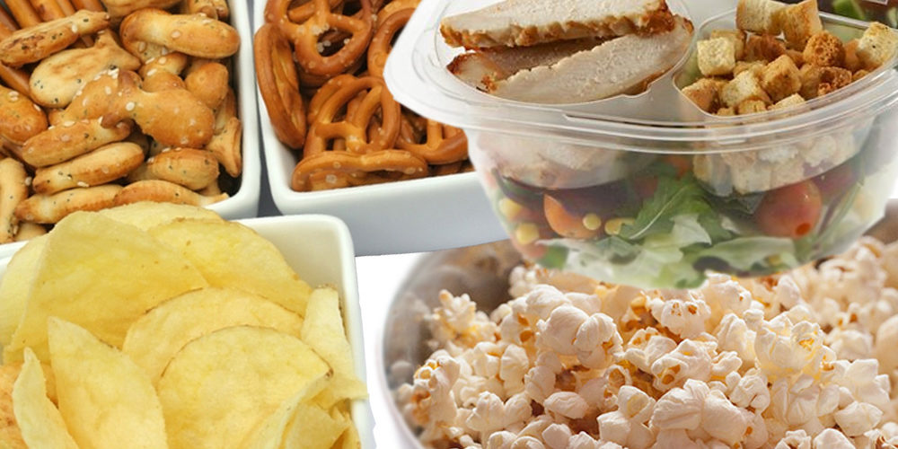 Top Trends with Snack Food Packaging