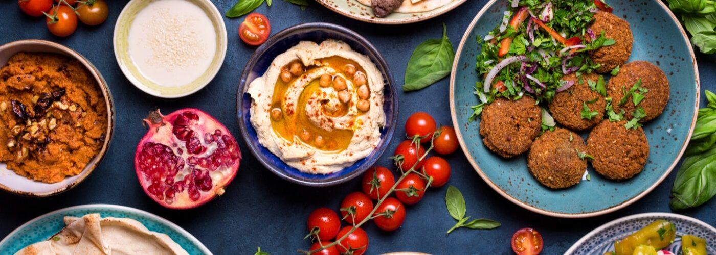 The Best Lebanese Food Restaurants in Dubai